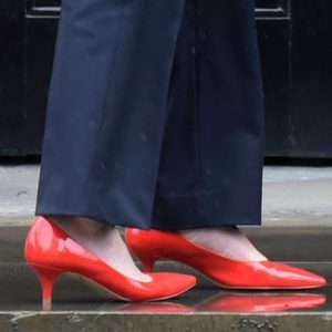 May's kitten heels